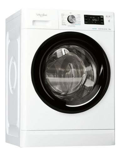 Whirlpool FFB D95 BV IT lavatrice Libera installazione Caricamento frontale 9 kg 1200 Giri/min B Bianco