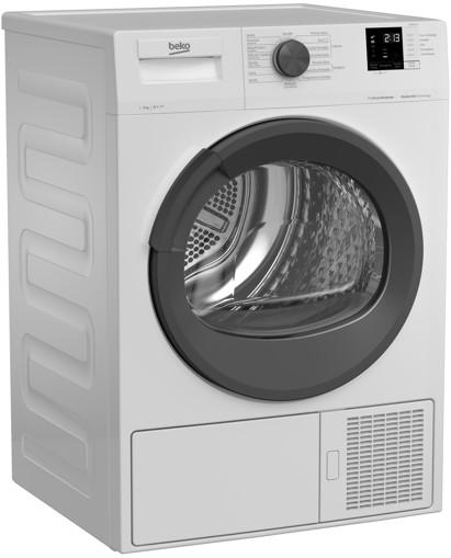 Beko DRX937AI asciugatrice Libera installazione Caricamento frontale 9 kg A+++ Bianco