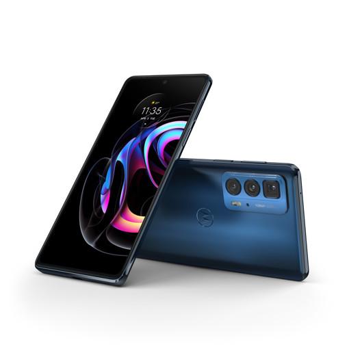 "Motorola Edge 20 Pro 17 cm (6.7"") Doppia SIM Android 11 5G USB tipo-C 12 GB 256 GB 4500 mAh Blu"