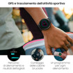 "Samsung Galaxy Watch 4 44mm 3,56 cm (1.4"") SAMOLED Nero GPS (satellitare)"