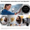 "Samsung Galaxy Watch 4 Classic 42mm 3,05 cm (1.2"") SAMOLED Nero GPS (satellitare)"