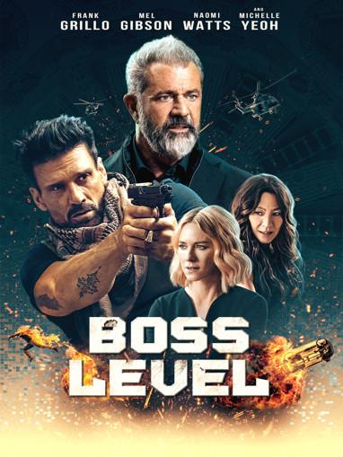 Immagine di Dvd boss level