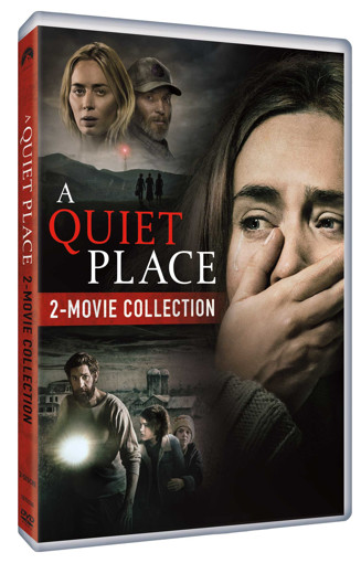 Paramount A Quiet Place. 2 Movie Collection DVD