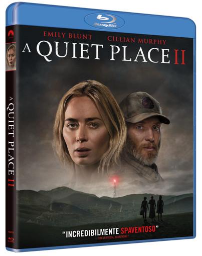 Paramount A Quiet Place II Blu-ray Inglese, ESP, Francese, ITA