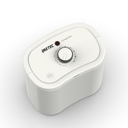 Imetec Compact Air Interno Bianco 2000 W Riscaldatore ambiente elettrico con ventilatore