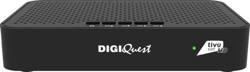 Digiquest Classic Q10 Satellite Full HD Nero