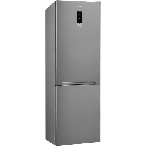 Smeg FC20DN4AX frigorifero con congelatore Libera installazione 360 L D Acciaio inossidabile