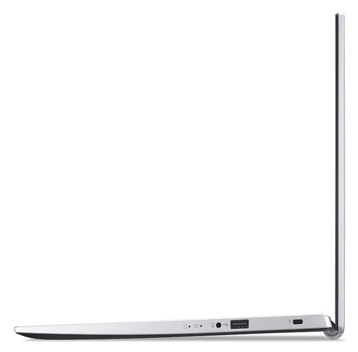 "Acer Aspire 3 A315-58-54MJ Computer portatile 39,6 cm (15.6"") Full HD Intel® Core™ i5 di undicesima generazione 8 GB DDR4-SDRAM 512 GB SSD Wi-Fi 5 (802.11ac) Windows 10 Home Argento"