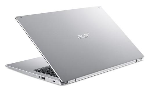 "Acer Aspire 5 A515-56G-79G5 Computer portatile 39,6 cm (15.6"") Full HD Intel® Core™ i7 di undicesima generazione 16 GB DDR4-SDRAM 512 GB SSD NVIDIA GeForce MX350 Wi-Fi 6 (802.11ax) Windows 10 Home Argento"