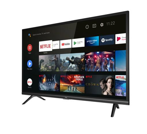 """TCL 32ES570F TV 81,3 cm (32"""") Full HD Smart TV Wi-Fi Nero"""