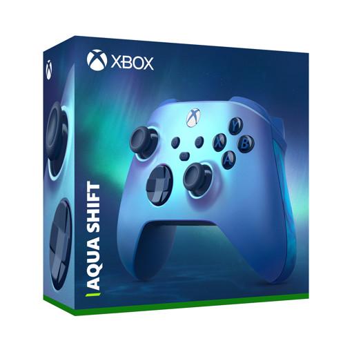 Microsoft Controller Wireless per Xbox – Edizione speciale Aqua Shift