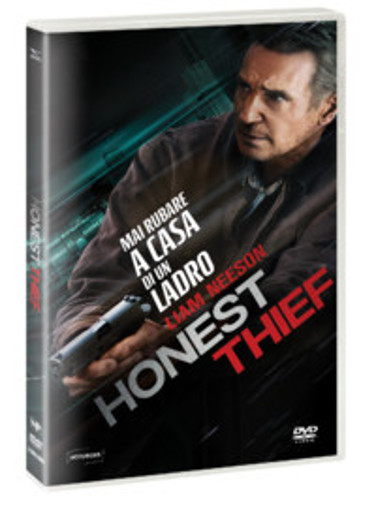 Eagle Pictures Honest Thief DVD Full HD Inglese, ITA