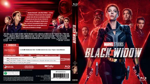 Walt Disney Pictures Black Widow Blu-ray Full HD Ceco, Inglese, ESP, ITA, Polacco