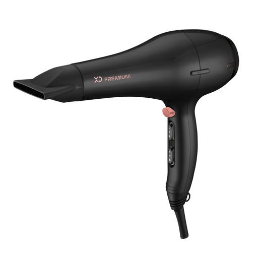 XD XDMJ901 asciuga capelli 2300 W Nero
