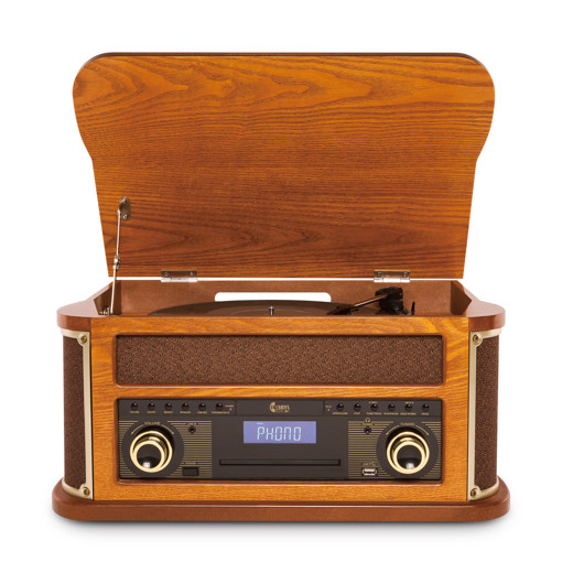 XD XDMPK015 piatto audio Legno