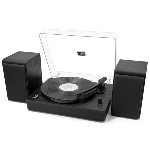 XD XDMPK075 piatto audio Nero