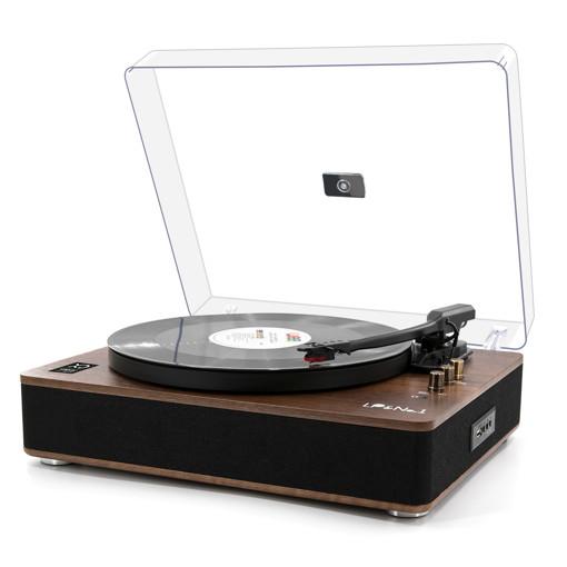 XD XDMPK509 piatto audio Legno