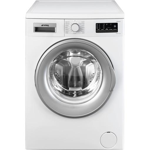 Smeg LBW62PCIT lavatrice Libera installazione Caricamento frontale 6 kg 1200 Giri/min D Bianco