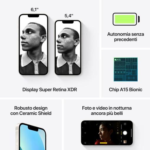 Apple iPhone 13 256GB Galassia