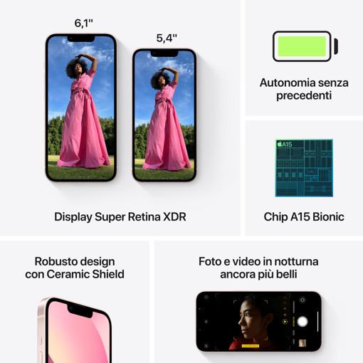 Apple iPhone 13 mini 512GB Rosa