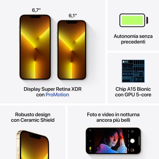 Apple iPhone 13 Pro Max 256GB Oro