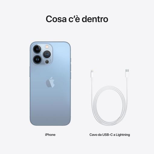 Apple iPhone 13 Pro 256GB Azzurro Sierra