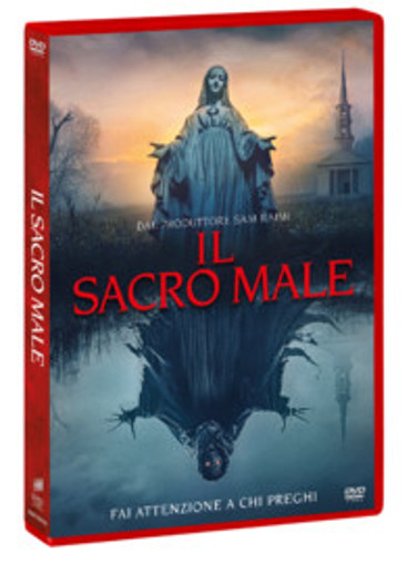 Eagle Pictures Il sacro male DVD Tedesca, Inglese, Francese, Ungherese, ITA