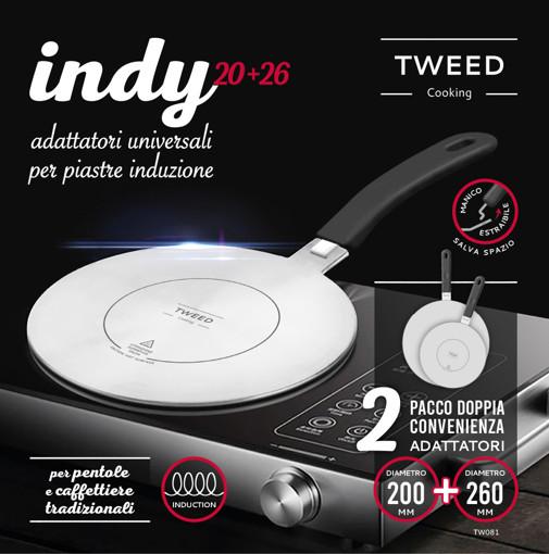 TWEED INDY 2 pz