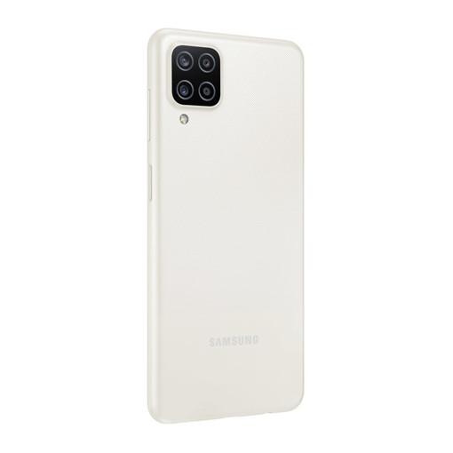 """Samsung Galaxy A12 SM-A127FZWKEUE smartphone 16,5 cm (6.5"""") Doppia SIM 4G USB tipo-C 4 GB 128 GB 5000 mAh Bianco"""