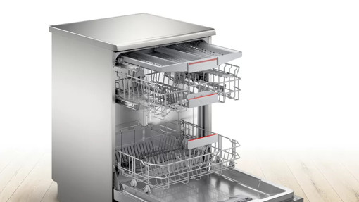 Bosch Serie 4 SMS4EVI14E lavastoviglie Libera installazione 13 coperti C