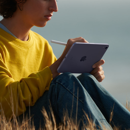 Apple iPad mini Wi-Fi + Cellular 64GB - Purple