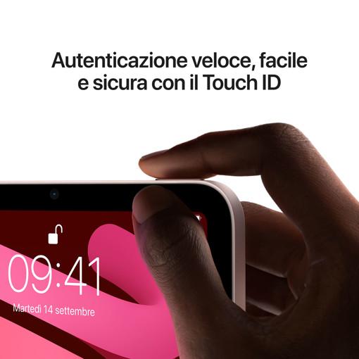 Apple iPad mini Wi-Fi + Cellular 256GB - Galassia