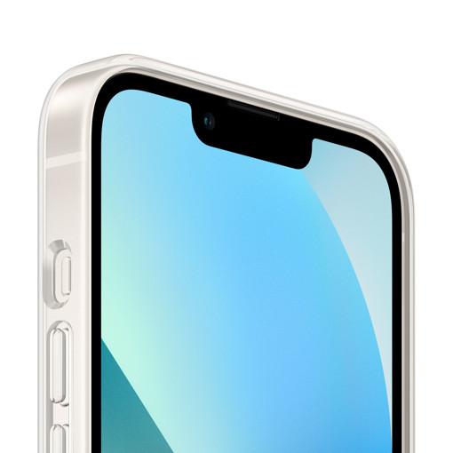 Apple Custodia MagSafe trasparente per iPhone 13