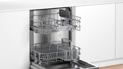 Bosch Serie 2 SGV2ITX16E lavastoviglie A scomparsa totale 12 coperti E
