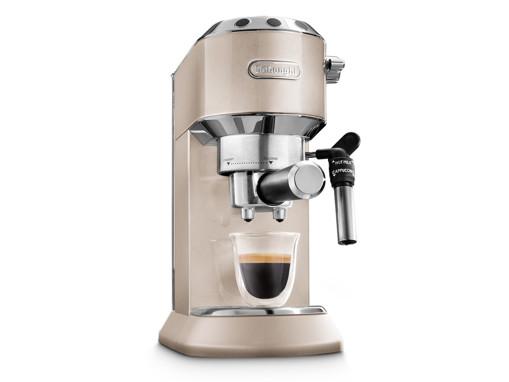 De'Longhi Dedica Metallics Pump Espresso EC785.BG Automatica Macchina per espresso 1,1 L