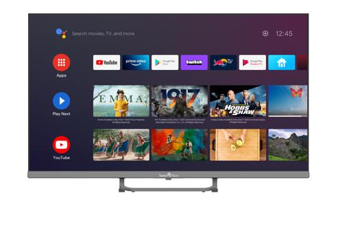 """Smart-Tech SMT32S10HC4U2G1 TV 81,3 cm (32"""") HD Smart TV Wi-Fi Nero"""