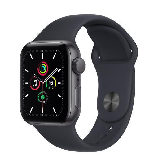Apple Watch SE 40 mm OLED Grigio GPS (satellitare)