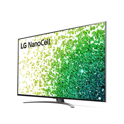 """LG NanoCell NANO86 75NANO866PA 75"""" Smart TV 4K Ultra HD NOVITÀ 2021 Wi-Fi Processore α7 Gen4 AI Picture"""