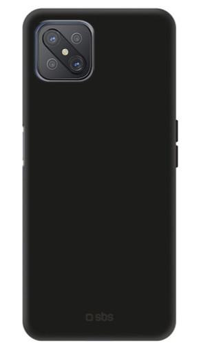 """SBS TESENSOPR4ZK custodia per cellulare 16,7 cm (6.57"""") Cover Nero"""