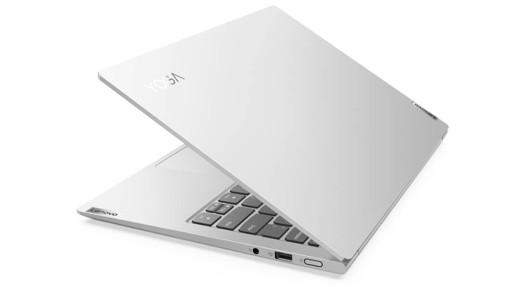 """Lenovo Yoga Slim 7 Pro Computer portatile 35,6 cm (14"""") Intel® Core™ i7 di undicesima generazione 16 GB LPDDR4x-SDRAM 512 GB SSD Wi-Fi 6 (802.11ax) Windows 10 Home Argento"""