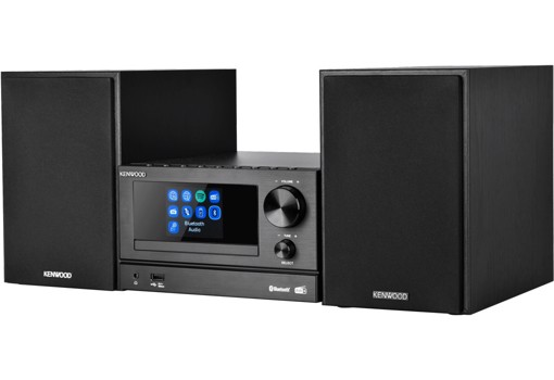 Kenwood M-7000S Mini impianto audio domestico 30 W Nero