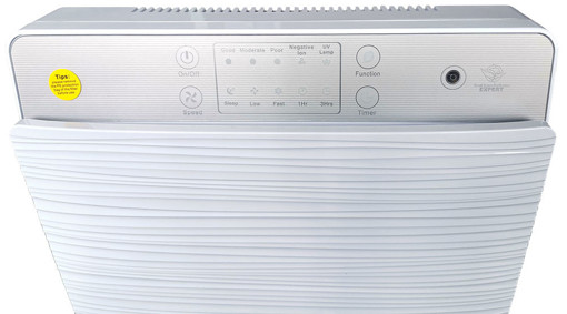 XD XDHE022 purificatore 53 dB 13 W Bianco
