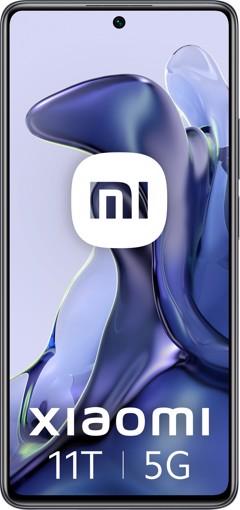 "Xiaomi 11T 16,9 cm (6.67"") Doppia SIM MIUI 12.5 5G USB tipo-C 8 GB 128 GB 5000 mAh Grigio"