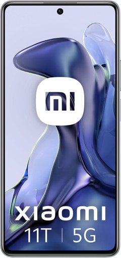 """Xiaomi 11T 16,9 cm (6.67"""") Doppia SIM MIUI 12.5 5G USB tipo-C 8 GB 128 GB 5000 mAh Bianco"""
