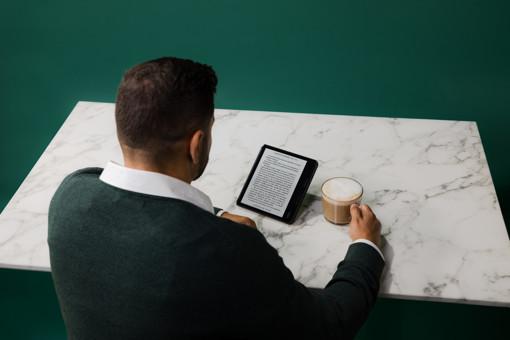 Rakuten Kobo Sage lettore e-book Touch screen 32 GB Wi-Fi Nero