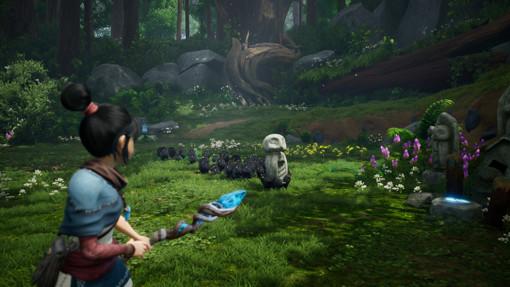 Maximum Games Kena: Bridge of Spirits Deluxe PlayStation 4