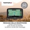 """TomTom GO Classic navigatore Fisso 12,7 cm (5"""") Touch screen 201 g Nero"""