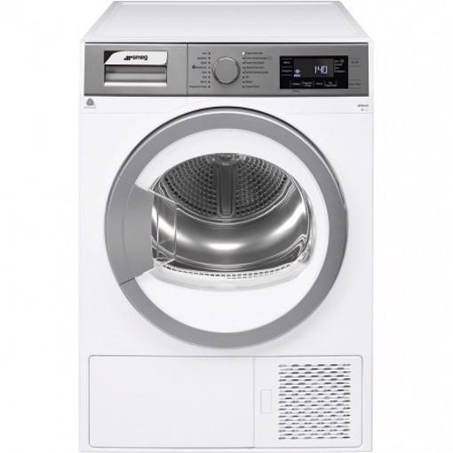 Smeg DHT93LIT asciugatrice Libera installazione Caricamento frontale 9 kg A+++ Bianco