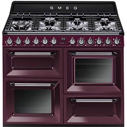 Smeg TR4110RW1 cucina Piano cottura Gas Porpora A