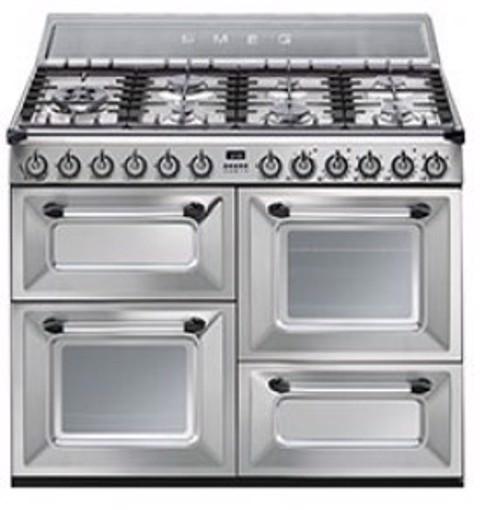 Smeg TR4110X Cucina Victoria Acciaio Inox